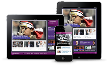 Channel 4 News iOS Apps
