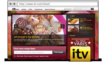 ITV Food