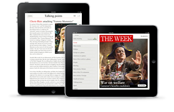 The Week iPad App